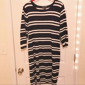 FOREVER 21 PLUS Sweater Dress